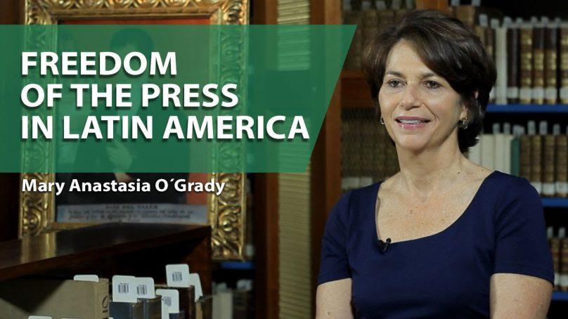 Press Freedom in Latin America suffers as governments enforce Covid protocols