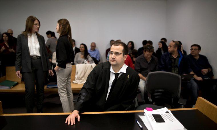 Israeli lawyer Eitay Mack fears surveillance gadget exports threaten press freedom