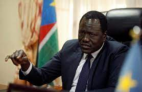Former South Sudan petroleum minister opposes decision to move African Energy Week to Dubai