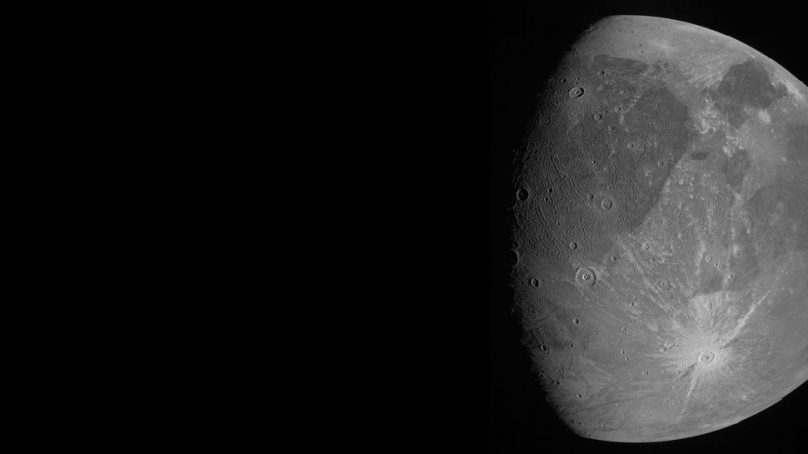 Jupiter's Ganymede, largest moon in solar system, looks amazing in NASA's photos