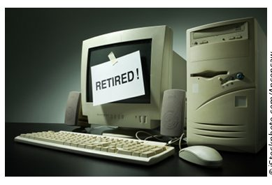 When cool old-school computers prove too good to die, in-demand and impractical to retire