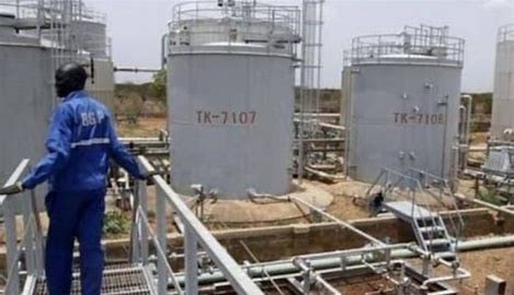 South Sudan's block 5A resumes crude oil drilling after seven years