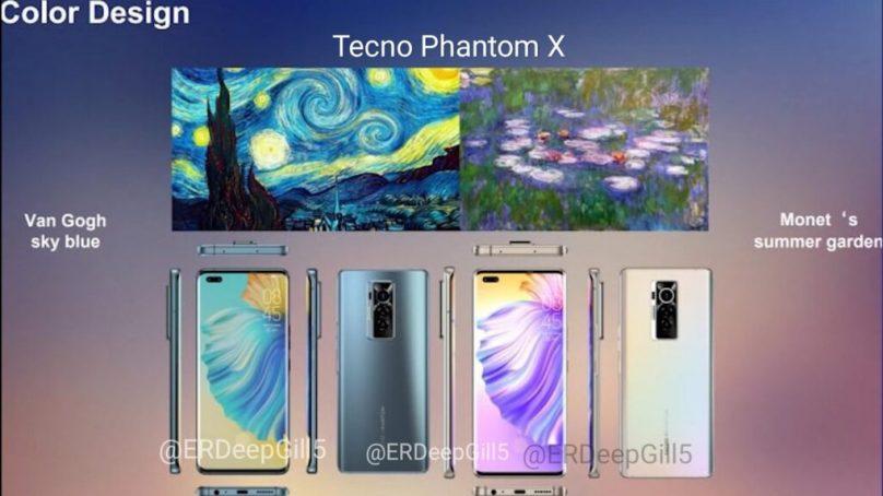Tecno preparing to reissue its Phantom smartphone as a flagship sub-brand