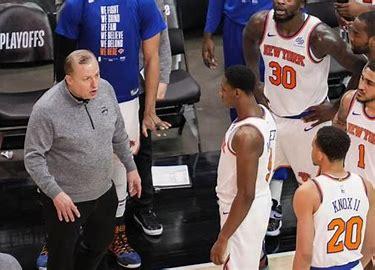 New York Knicks trainer Tom Thibodeau wins NBA Coach of the Year Award