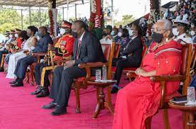 Kenya president berates judiciary, warns he won't relent on contentious constitutional order