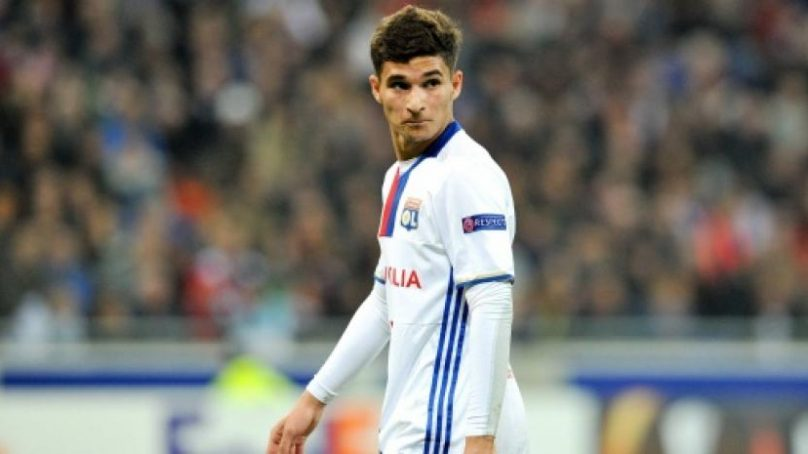 EPL big guns set to elbow Arsenal, Spurs out of race for Lyon midfielder Aouar