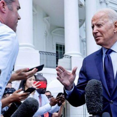 US President Biden and Facebook feud over Covid vaccine hesitancy as virus ravages Americans