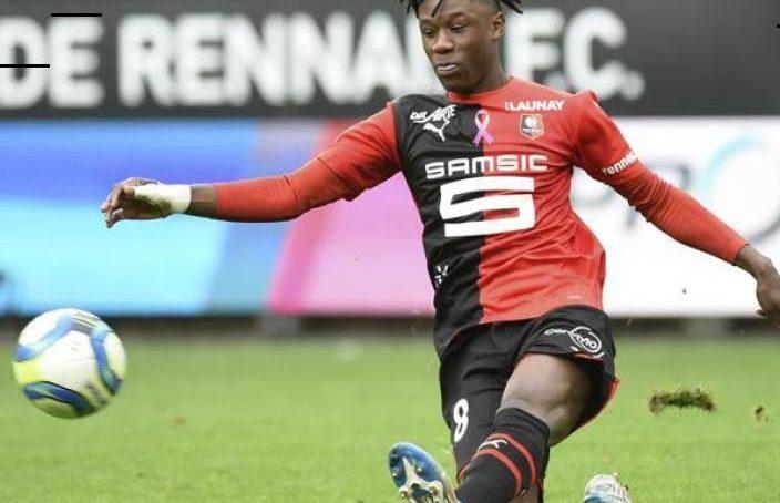 Chelsea ramps up interest in Rennes midfielder Camavinga as Man United comes calling