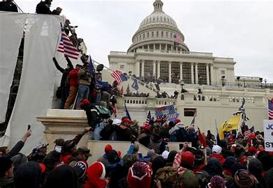 Member of pro- Trump Oath Keepers arrested on conspiracy charges related to Capitol invasion