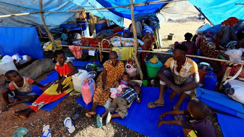 Tigray crisis: 'I have never seen a humanitarian response with such little human dignity'