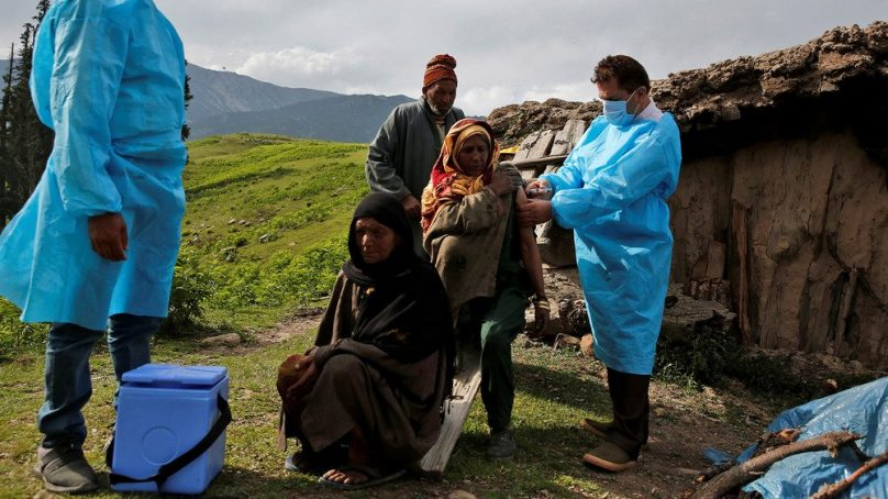 Kashmir women Covid vaccine rejection: To live with stigma of not having a child is to die every day