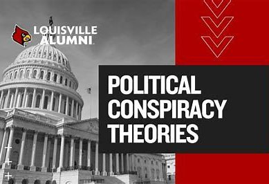 Conspiracy theories: Because we know a tiny sliver of the world, we accept what we can't verify