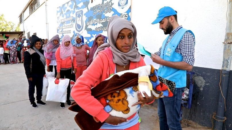 Plight of asylum seekers: Libyan centre manager withheld food to punish detainees, 22 people died
