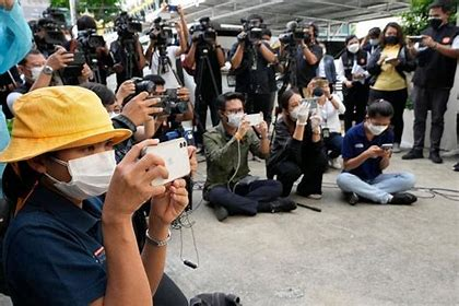 World journalists' body slams Thailand's new anti-freedom of expression laws