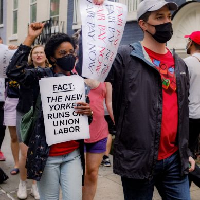 Media: Unionisation protects editorial independence, draws clear line between sponsored content and news