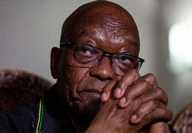 Zuma has proved South Africa is just another African country like Kenya with its tribalism or Nigeria with its corruption