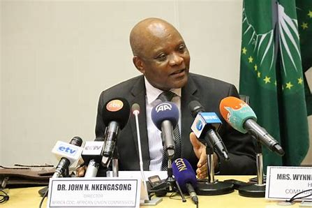 Director of Africa CDC tells of how Covid 'mistreated' him despite vaccination