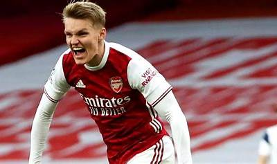 Martin Odegaard transfer deal from Real Madrid to Arsenal sealed, Aaron Ramsdale loading…