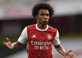 Arsenal ready to let winger Willian leave on free transfer to Brazilian club Corinthians