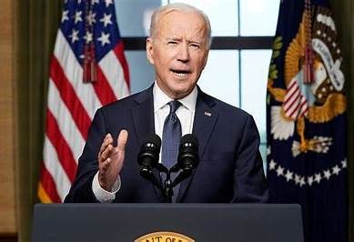 Biden's defence: We gave Afghans a chance to shape their future, but they lacked the will to fight for it