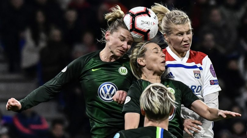 Sports research shows female athletes twice more likely to develop concussions than male counterparts