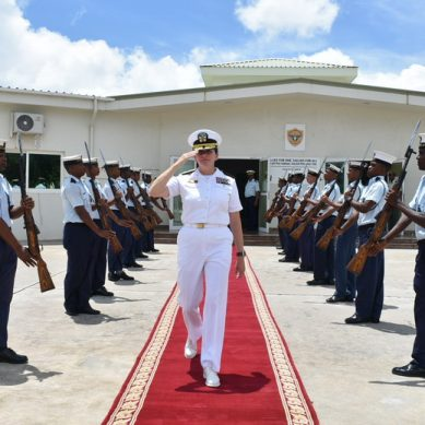 US Naval Forces Africa bolster East African maritime security and combat piracy menace