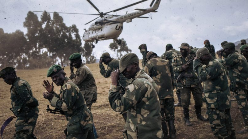 DRC and US counter-terror forces pursue Islamic militia that's killed 6,000 in seven years