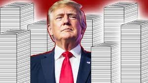 Against the wall: Judge allows Democrats to peek into Donald Trump's tax records for two years
