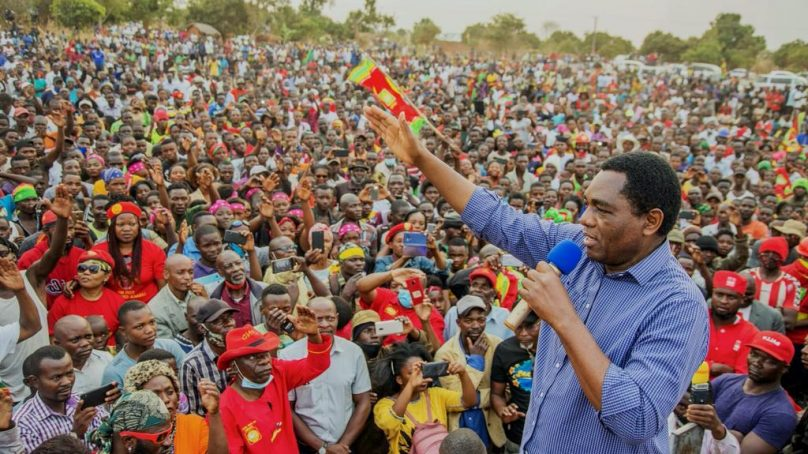 Election win by Zambian opposition Hichilema sets stage for Lusaka to resume lending talks with IMF