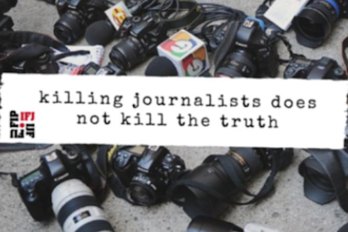 Global journalists' organisation calls for speedy investigation of murder of Filipino tabloid editor