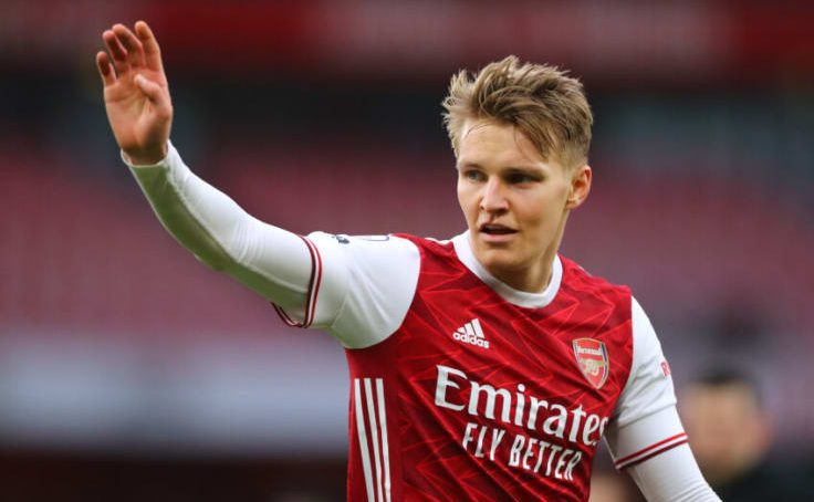 You can come for Martin Odegaard but accept buyback clause, Madrid tell Arsenal