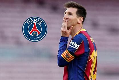 It's official: Messi agrees two year deal to join PSG, expected to sign later today