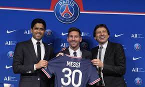 Unveiled: Messi says he's in good company at PSG and looks forward to winning…