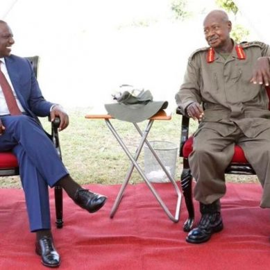 How G7 helped Museveni and others to stifle democracy through money laundering laws