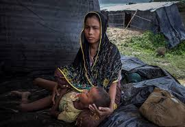 Rohingya refugees dread 'government of the night' run by rival criminal gangs