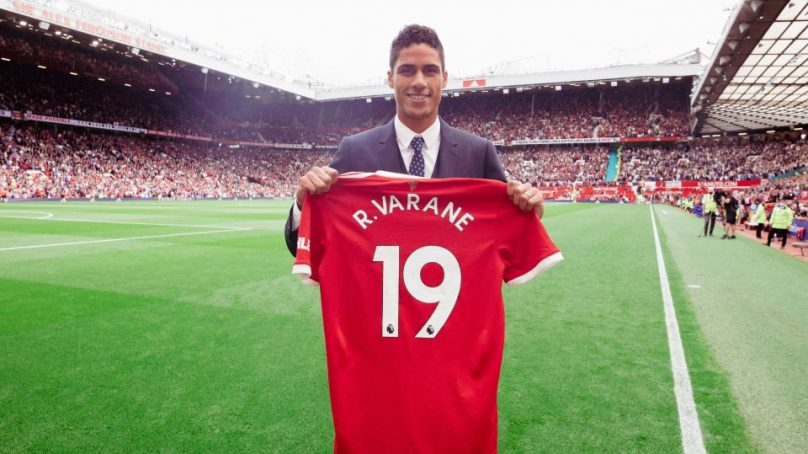 Man United manager confident Varane will give him 'some much-needed strength in depth' in squad