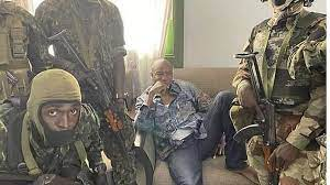 Ousted Guinea president Alpha Konde was victim of democracy eating its defenders and abusers