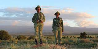 Conservation agency IFAW hires eight woman rangers to beef up security in Kenya's Amboseli ecosystem
