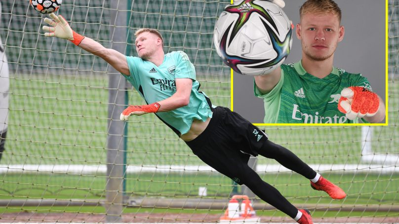 Fight for gloves on at Arsenal as new goalkeeper attempts to push aside regular for starting berth