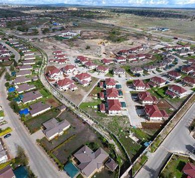 Nairobi's $45 billion new Athi River Smart Green City to house two million people upon completion