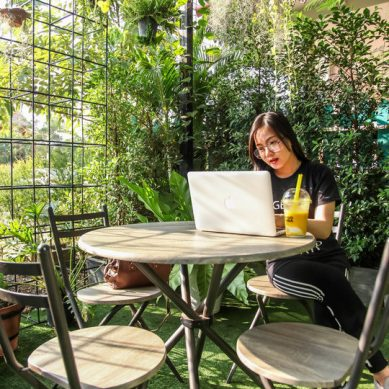 How juggling between running business from home with children running in the house birthed garden office business