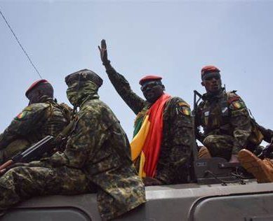 Guinea junta meets civilian leadership to discuss shape of post-coup government