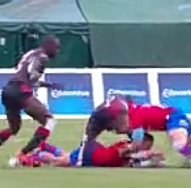 Slick Kenya Rugby Sevens team rolls over South American and European sides to reach last eight