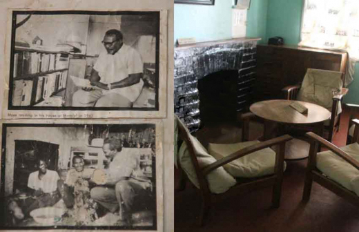 Detained life: Kenya President Kenyatta knows not only his birthday, but also day and venue of his conception