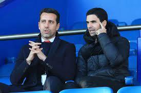 Former Arsenal star allays fears of a rift between Gunner's manager Arteta, football director Edu