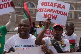 Biafra secession: 'A significant majority of the people in the southeast are fed up with Nigeria'
