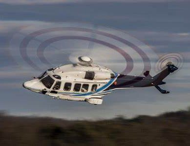 Nigeria's Presidential Air Fleet receives first of two AW189 helicopters