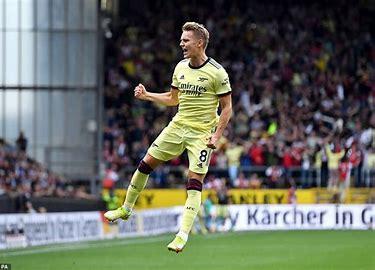 Arsenal survive second half Burnley pressure to pick second Premier League win