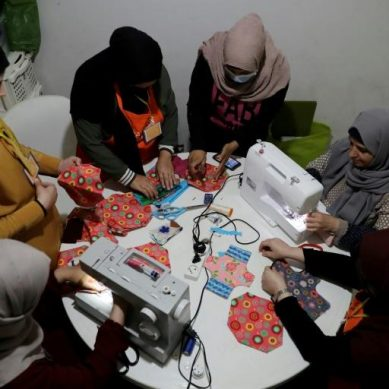 Middle East crisis: Lebanon's economic crash drives women to fight period poverty with eco-friendly alternatives