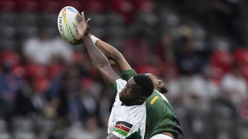 Rugby Sevens: South Africa overwhelms Kenya in final to win Vancouver Sevens men's title
